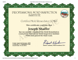 Joseph-Shaffer-Mold-Remediation-Certificationx800--300x232